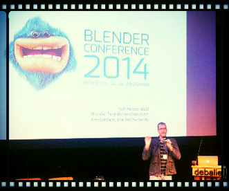 Insights from a Blender Conference