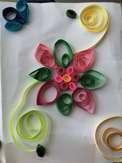 Floral Quiling