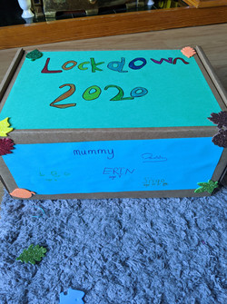 Memory Box by St Mary's CE Primary School student