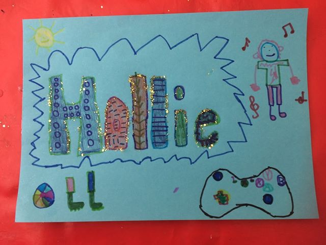 My Special Name by Hollie