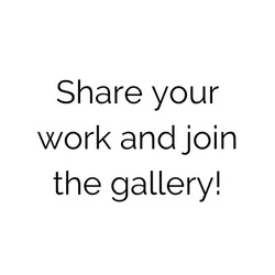 Just email or tag us in your work