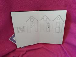 Sketchbook Drawing by Liz