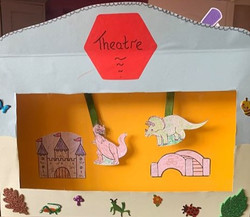St Mary's CE Primary Puppet Theatre