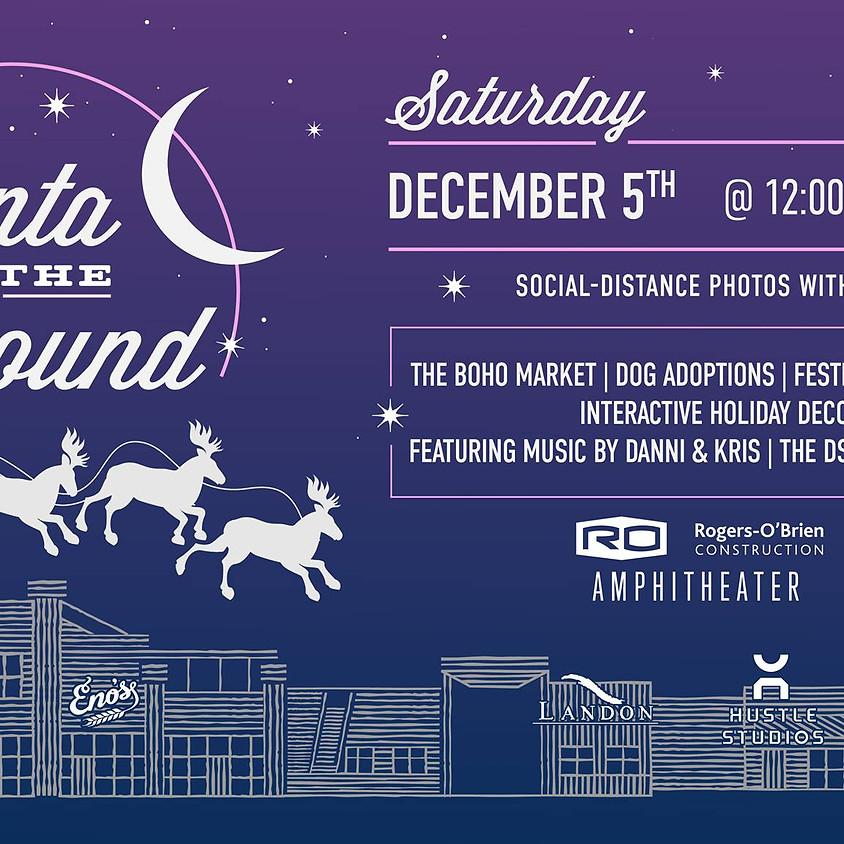 Santa At The Sound