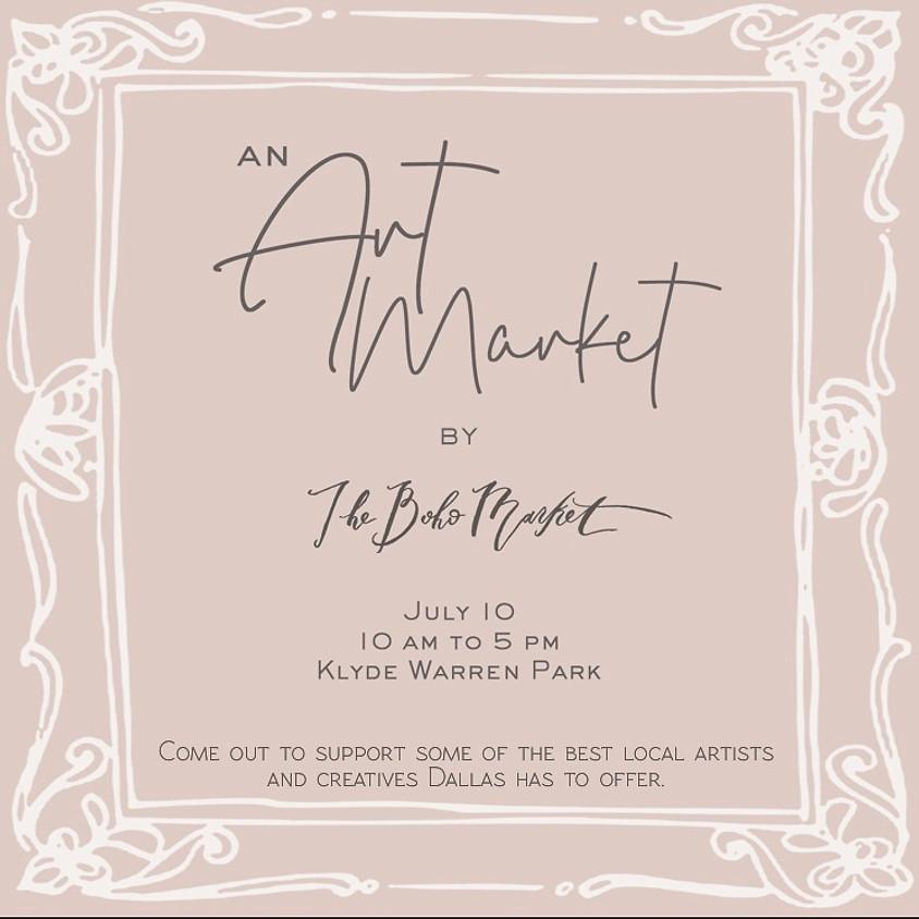 Art Market by The Boho Market