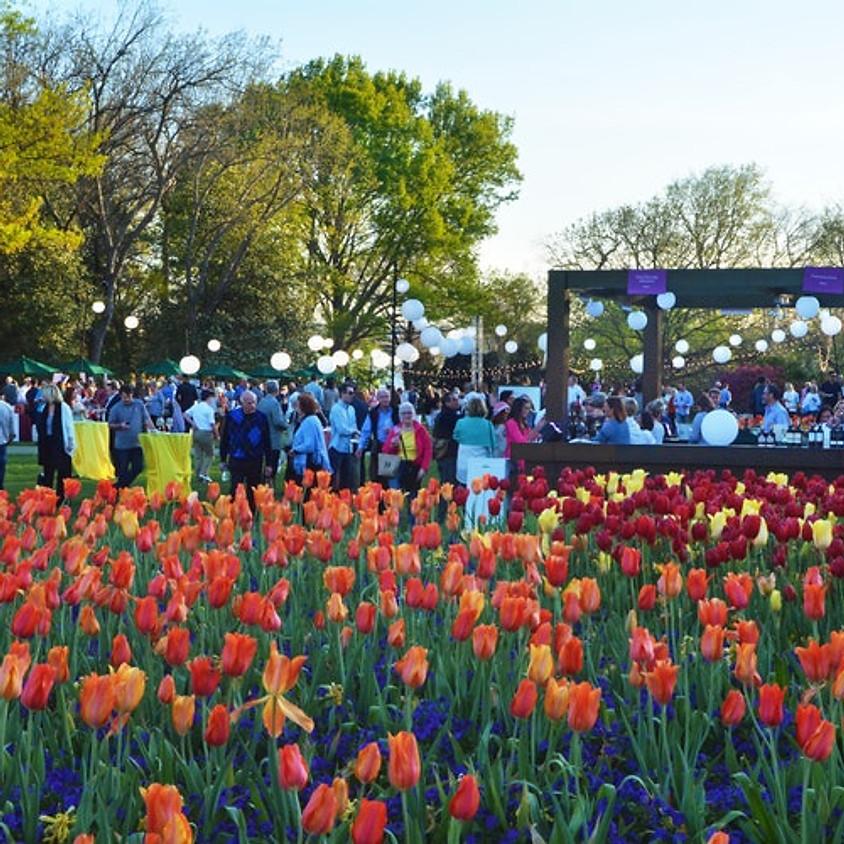 Food and Wine Garden Market @ The Dallas Arboretum (Sunday 6/13/21)