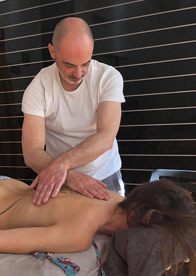 Présentation des massages
