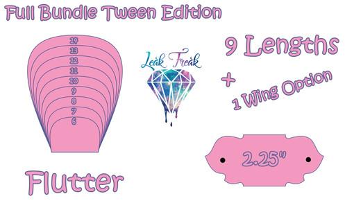 Flutter/Full Interchangeable Bundle/2 25
