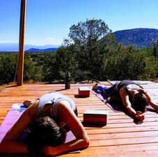 Shanti Outdoor Yoga