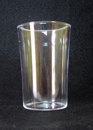 vaso 110 ml, Acrílico o Policarbonato