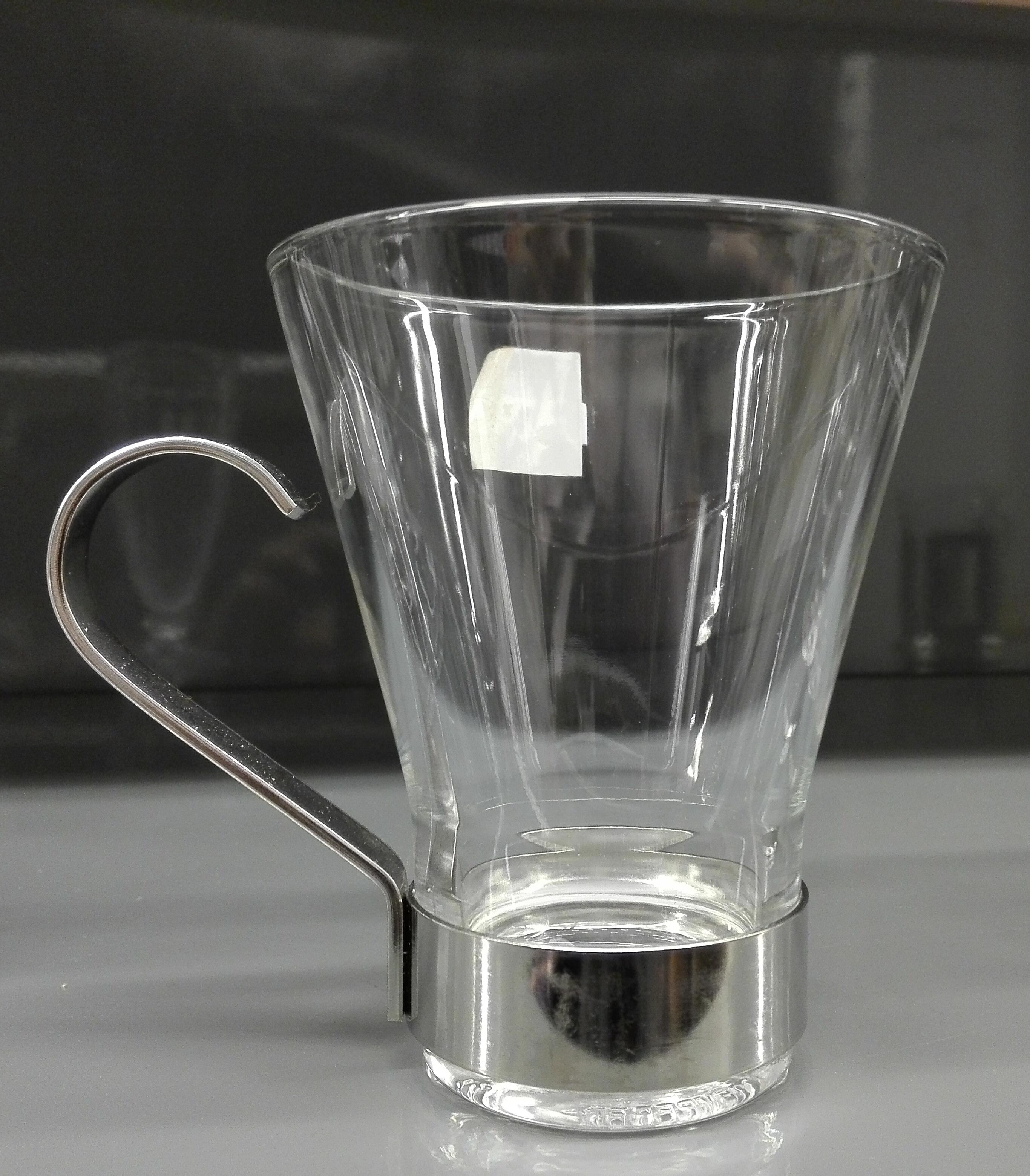 Vaso Café Vidrio