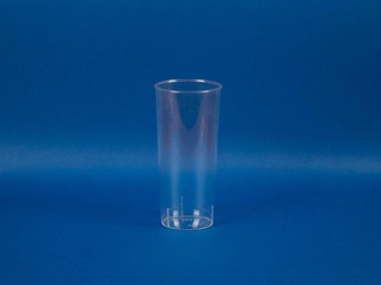 Vaso Cristal Cocteleria 300 ml, Acrilico