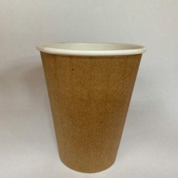 Vaso Kraft de PLA
