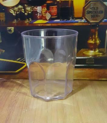 Vaso Acrílico Semi e Irrompible 270 ml