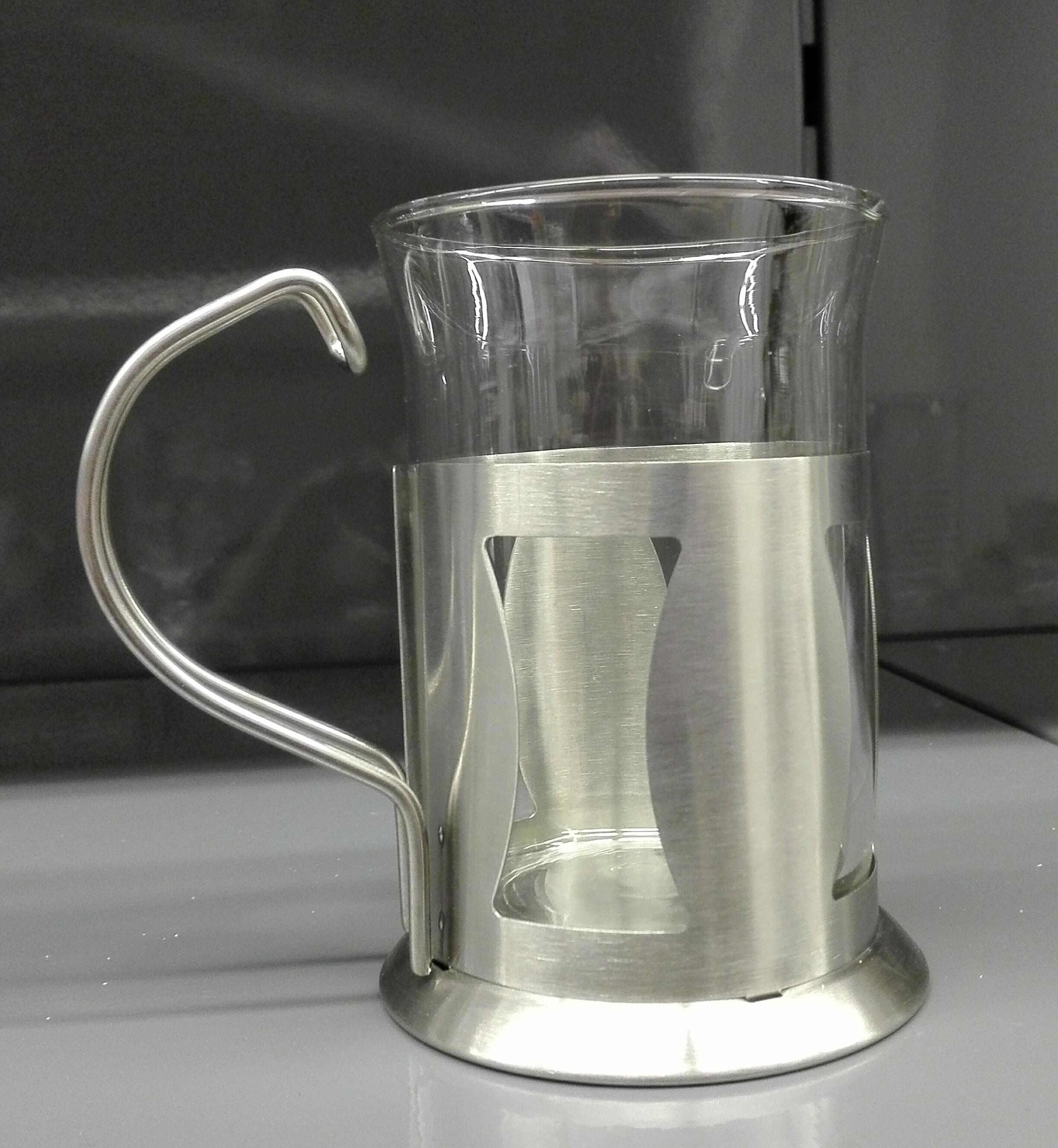 Vaso de Café Vidrio