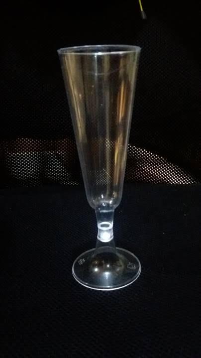 Copa Champaña Polipropileno