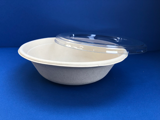 Salad Bowl Compostable 32 oz ctapa