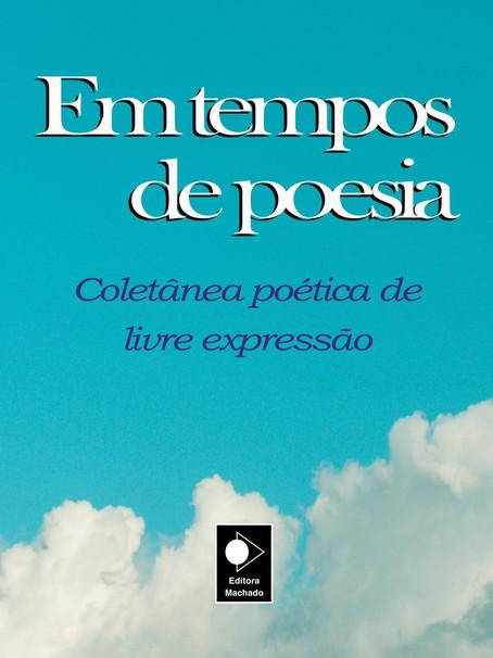 Inscrição de Colectânea da Editora Machado tem Inscrições Prorrogadas.