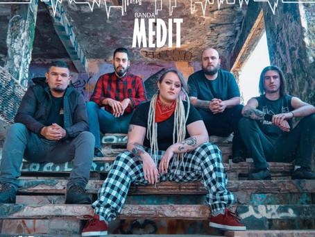 """Banda Medit e o lançamento do EP """"E a História Continua"""""""