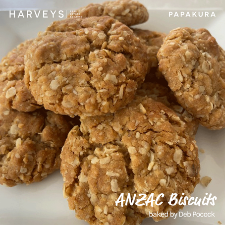 ANZAC Biscuits your family can enjoy