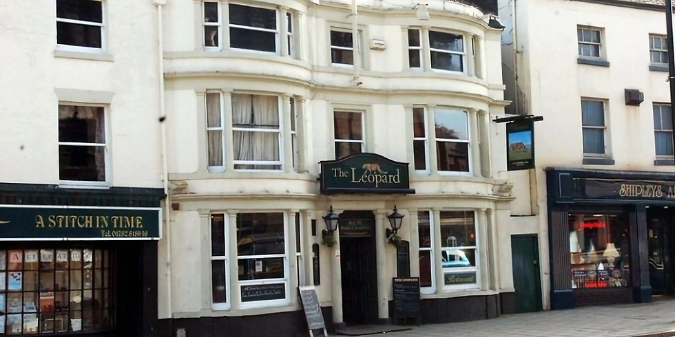 SOLD OUT - The Leopard Inn, Stoke-On-Trent