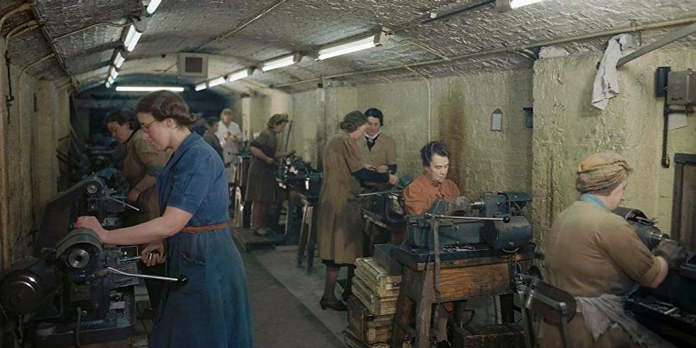 Charity Paranormal Investigation - The Creep Inn World War 2 Tunnels below New Brighton Palace, Merseyside