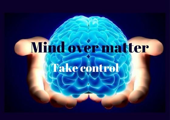 Mind over matter?