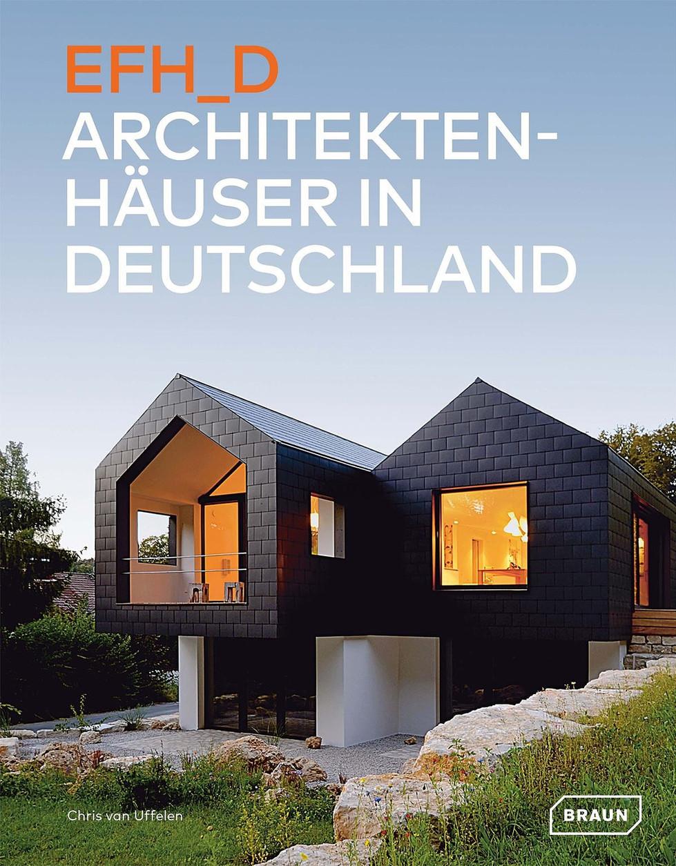 """Veröffentlichung in dem Buch """"EFH_D"""", 2019 Projekt Haus T"""