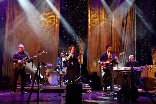Pastis Band Nina Fleisch Hilti Weihnachtsfeier
