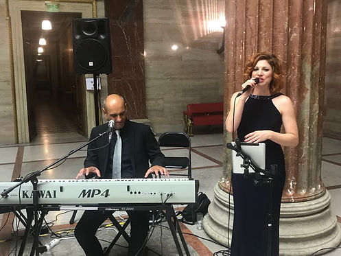 Nina Fleisch Attila Buri Parlament Wien