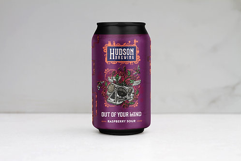 OUT OF YOUR MIND RASPBERRY SOUR - 4 Pack