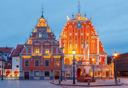 L'histoire et les légendes du vieux Riga