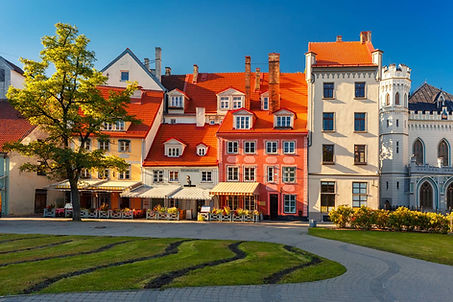 The history and legends of old Riga