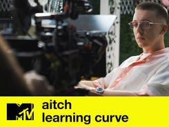 "MTV MUSIC - AITCH ""LEARNING CURVE"" BTS"