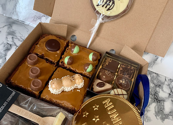 Fathers Day Treat Box - Local Delivery Only