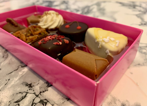 Mixed 8 Chocolate Box