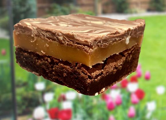 Millionaires Brownies