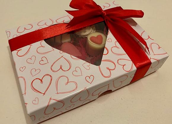 Luxury Box of 12 Chocolates