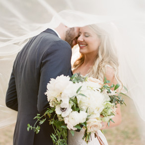 Whitney & Kevin - Legare Waring House