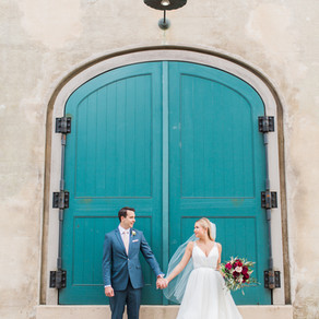 Jess & Garrett - The Historic Rice Mill