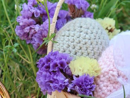 OSTARA : Œufs de pâques au crochet