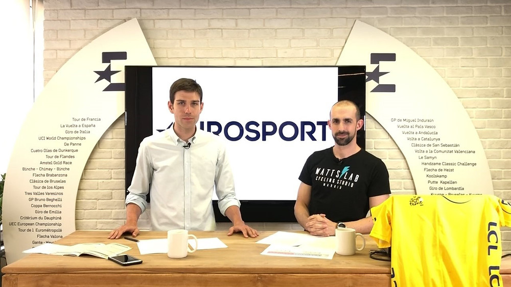 Watts Lab en Eurosport