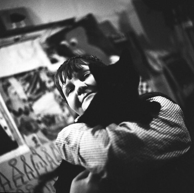 Black&White Stars | Evgenia Konovalova