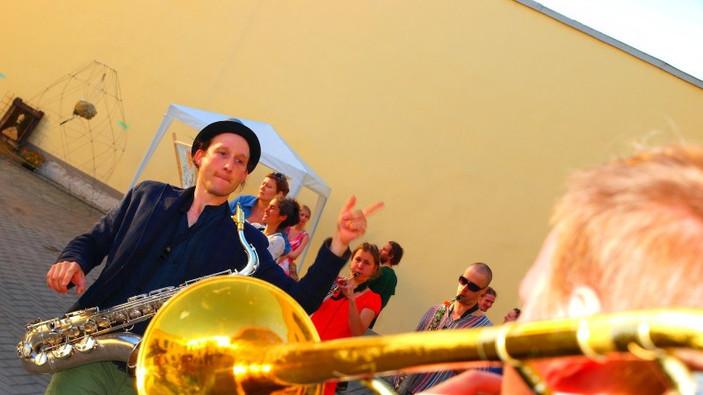 Fischermanns Orchestra - St. Petersburg 2013