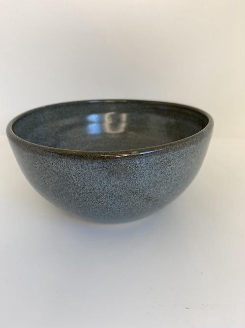 Gråblå skål