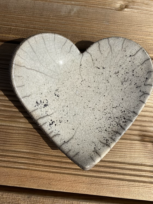 Raku-hjerte