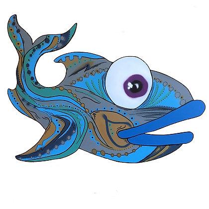 Blue Feeesh