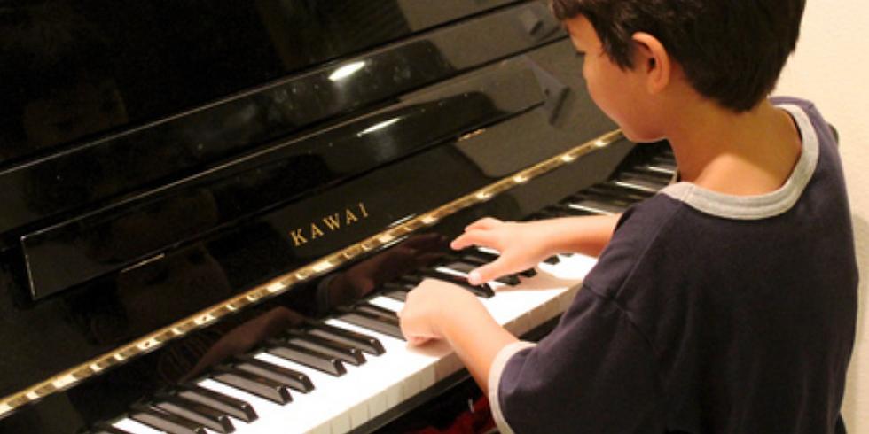 DSMTA Piano Recital