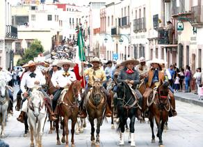 Se celebrará la XV Cabalgata Toma de Zacatecas