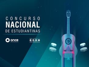 """""""CONCURSO NACIONAL DE ESTUDIANTINAS"""", EL CERTAMEN MUSICAL DEL ONCE"""